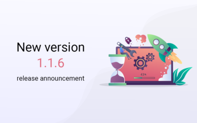New version 1.1.6 release announcement