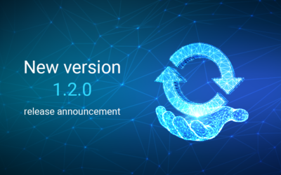 New version 1.2.0 release announcement