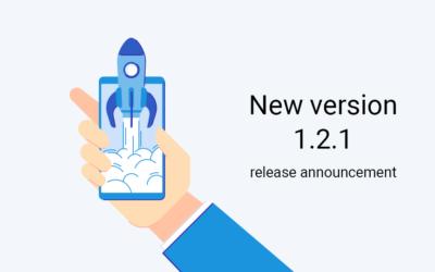 New version 1.2.1 release announcement