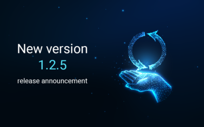 New version 1.2.5 release announcement