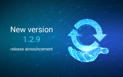 New version 1.2.9 release announcement