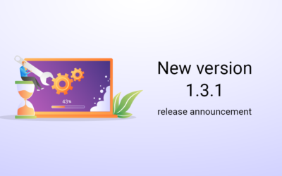 New version 1.3.1 release announcement