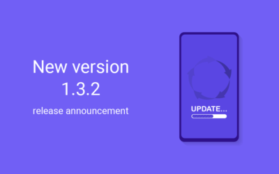 New version 1.3.2 release announcement
