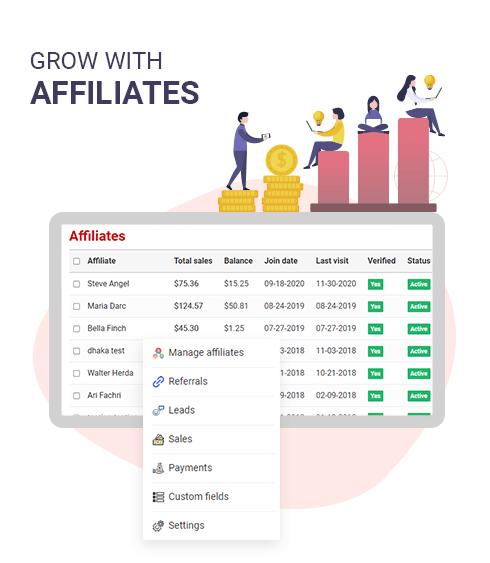 affiliates for dating script